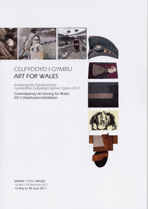 Art for Wales A4 6pp full colour catalogue