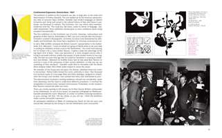 Continental Exposure: Amsterdam, 1967 - pages 22 and 23